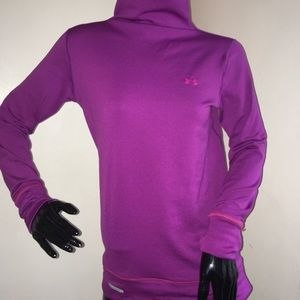 Under armour long sleeve base 2.0 women's small